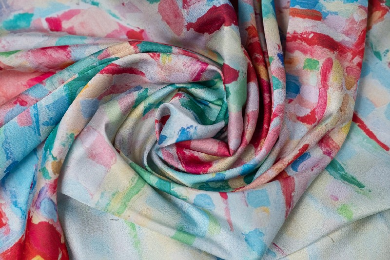 "Womens neck scarf ""City"" - img. 2"