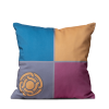 "Square pillow ""Armenian Medieval Ornament #1"""