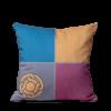 "Square pillow ""Armenian Medieval Ornament #1"""