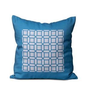 "Square pillow ""Armenian Medieval Ornament #2"""