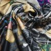 """Silk scarf """"I sold my dacha""""- img. 3"""