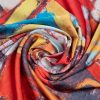 "Womens neck scarf ""Don Quixote"" - img. 2"
