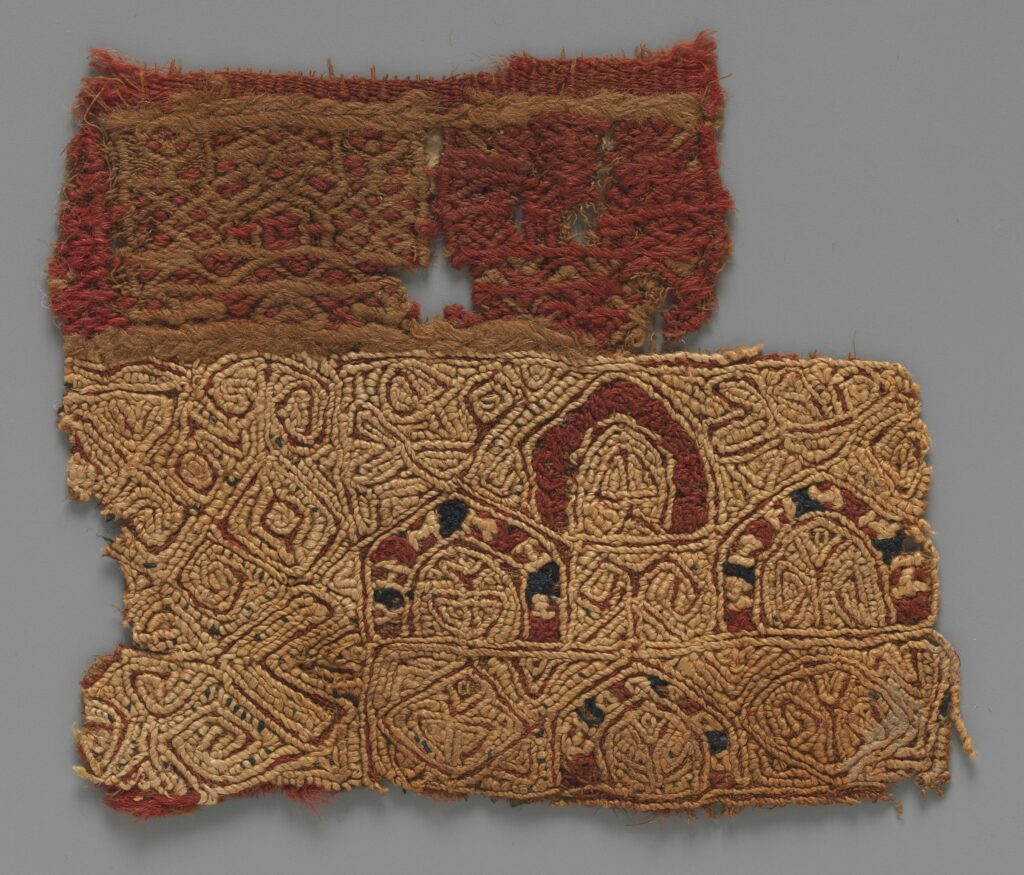 Egyptian embroidery